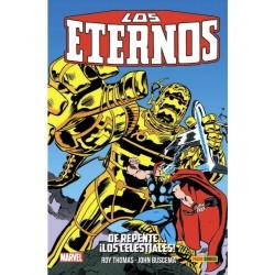 COLECCION LOS ETERNOS 03: DE REPENTE...¡LOS CELESTIALES!