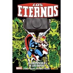 COLECCION LOS ETERNOS 04: EL CREPUSCULO DE LOS DIOSES
