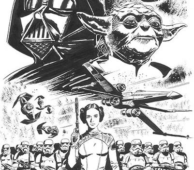 ComicArte: una giornata all'insegna della fantascienza per aiutare i fumettisti in erba