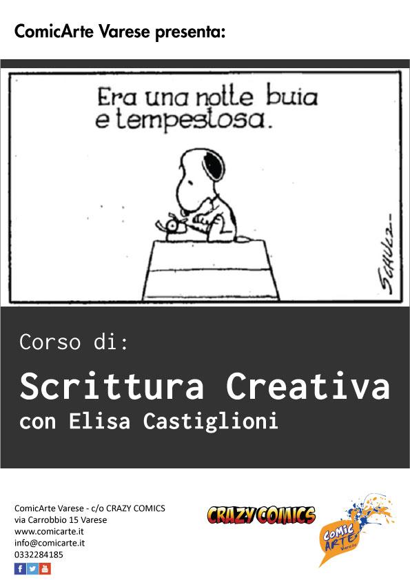 Famoso Corso di Scrittura Creativa TA31