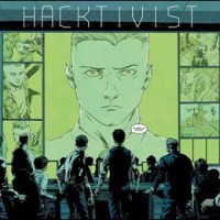 Preview: Hacktivist Vol. 2 #1 by Milano, Kelly, Lanzing & To