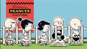 Charles Schulz's Peanuts Artist's Edition cover