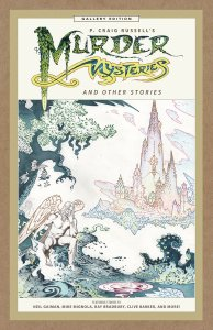 P. Craig Russell's Murder Mysteries and Other Stories Gallery Edition cover