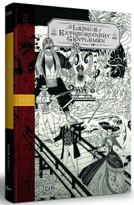 The League Of Extraordinary Gentlemen Vol 1 Kevin O'Neill Gallery Edition cover
