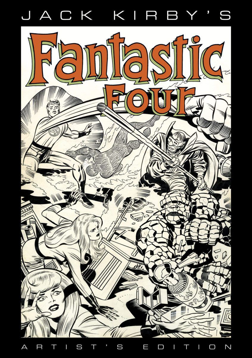 Review | Jack Kirby's Fantastic Four Artist's Edition