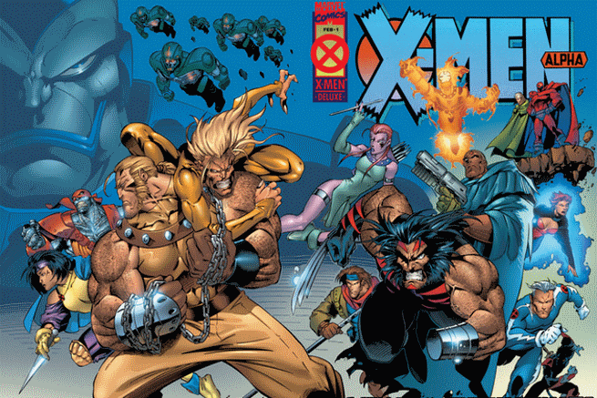 Image result for age of apocalypse