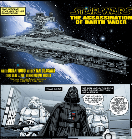 Star Wars Free Comics