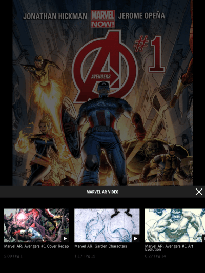marvel unlimited ar