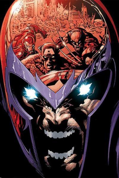 magneto the badass