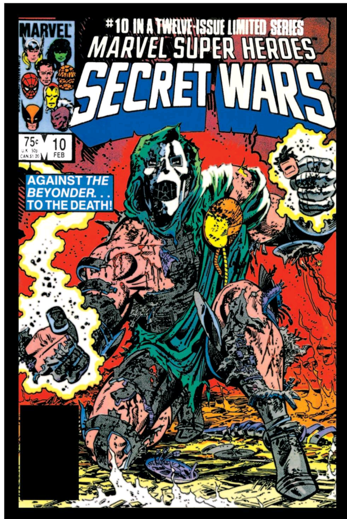 doctor doom beyonder battle cover