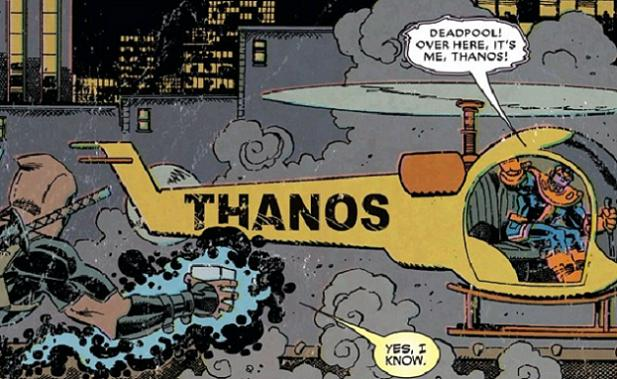 Thanoscopter: finally in continuity!
