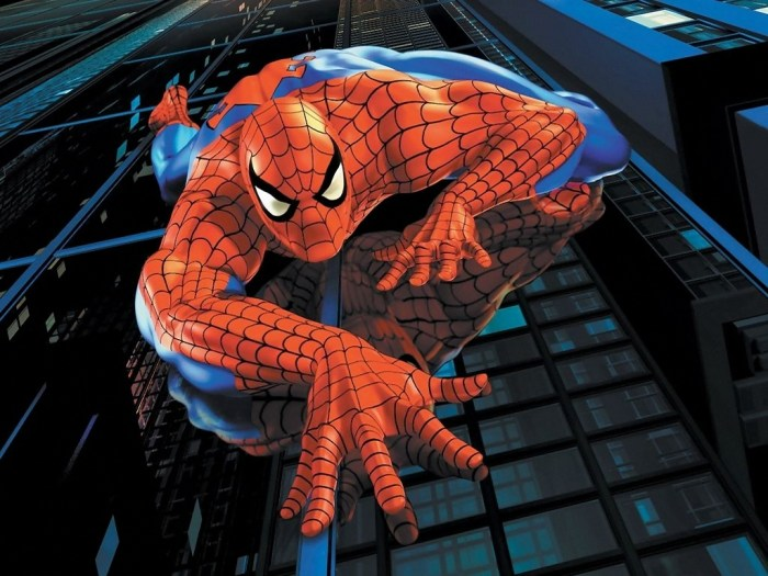 Spider Man Game Playstation