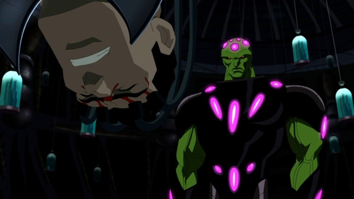 Braniac the Superman villain