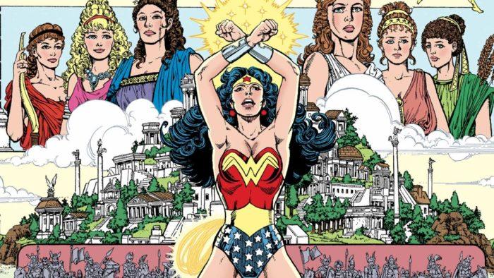 Classic Wonder Woman