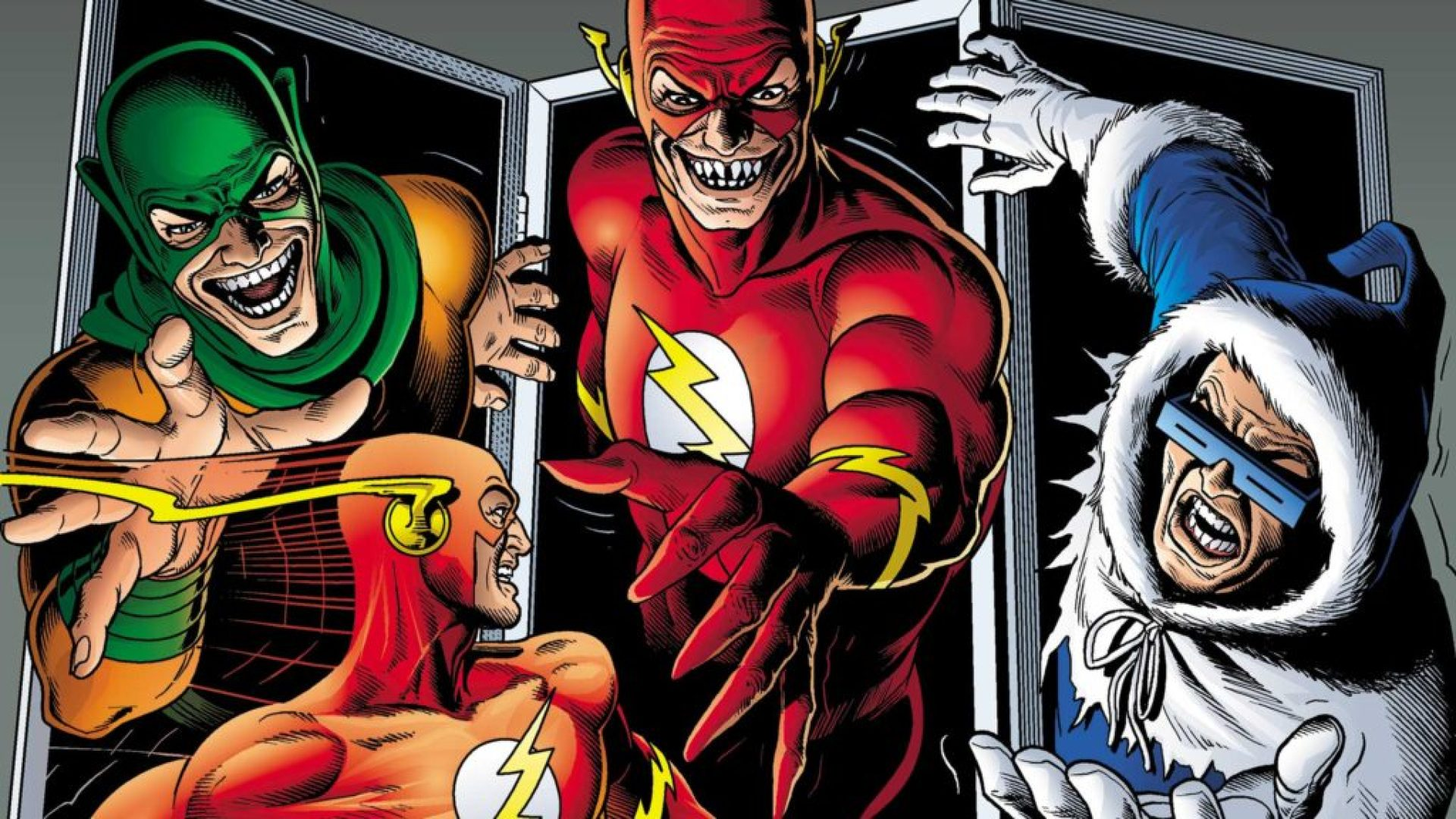 Geoff Johns wrote the flash for most of the 2000's