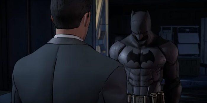 Batman the telltale video game series