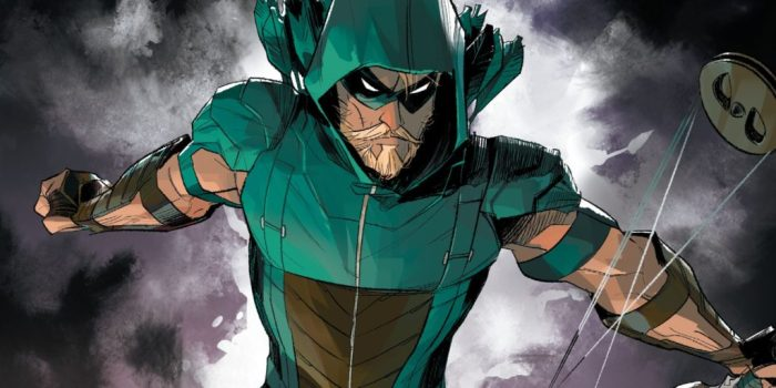 Green Arrow Rebirth #1 by DC Comics