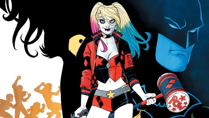 Harley Quinn in DC Rebirth