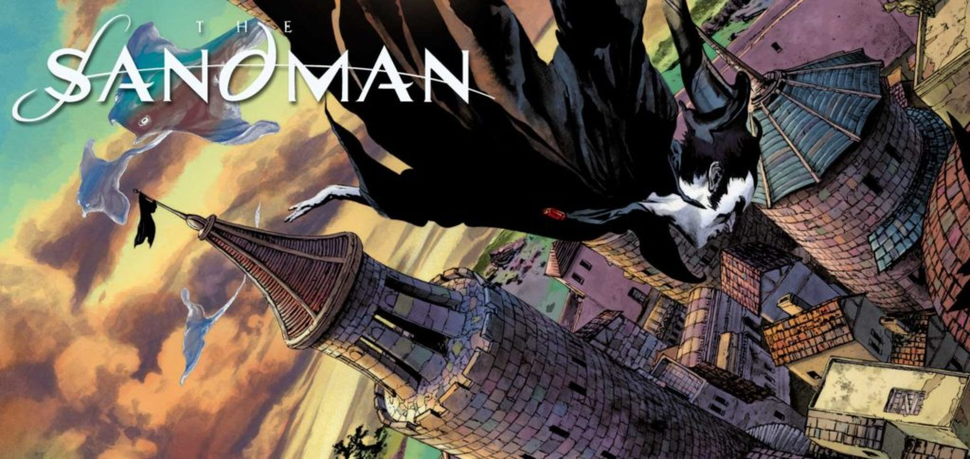 Neil Gaiman's Sandman from Vertigo Comics