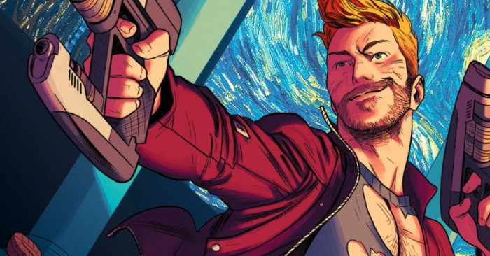 Star Lord by Chip Zdarsky and Chris Anka