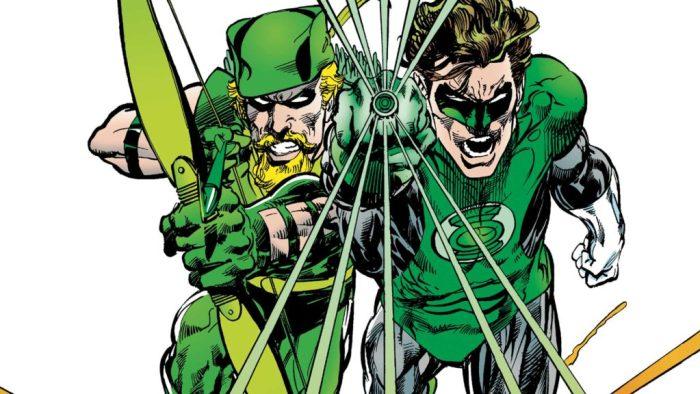 Green Lantern Green Arrow by Neal Adams and Denny O'Neil