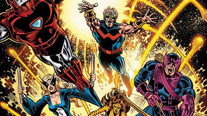 West Coast Avengers