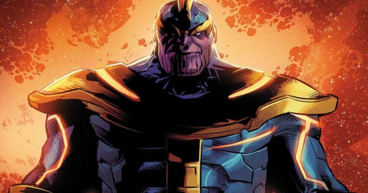 Thanos by Lemire and Deodato