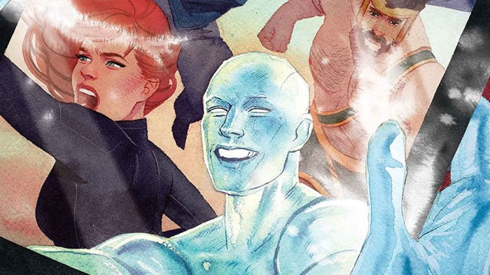 Iceman in Marvel Legacy