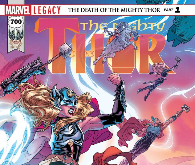 Jason Aaron's Mighty Thor