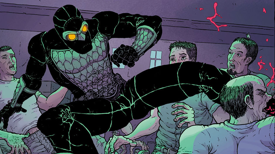 Nighthawk Comics