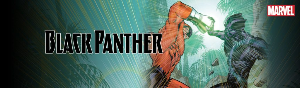 Black Panther comics in Marvel Legacy
