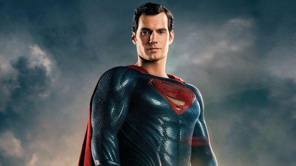 Superman in Justice League movie