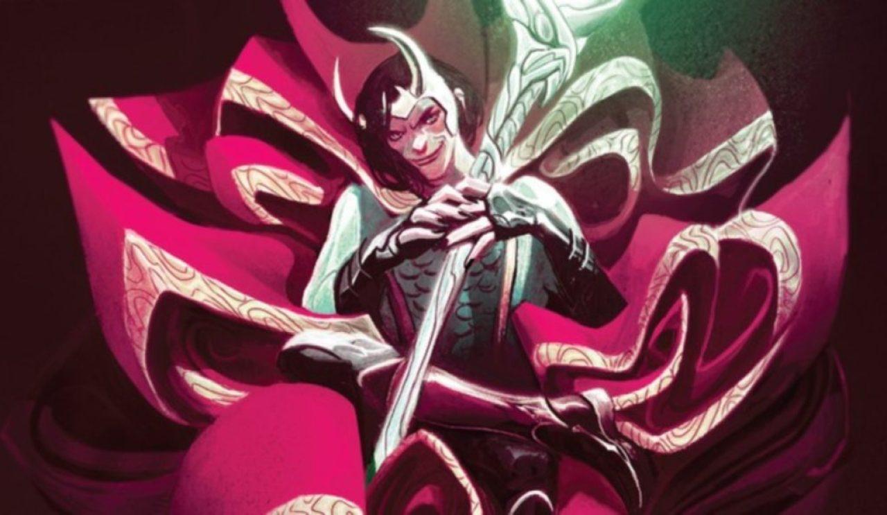 Loki as Marvel's new Sorcerer Supreme