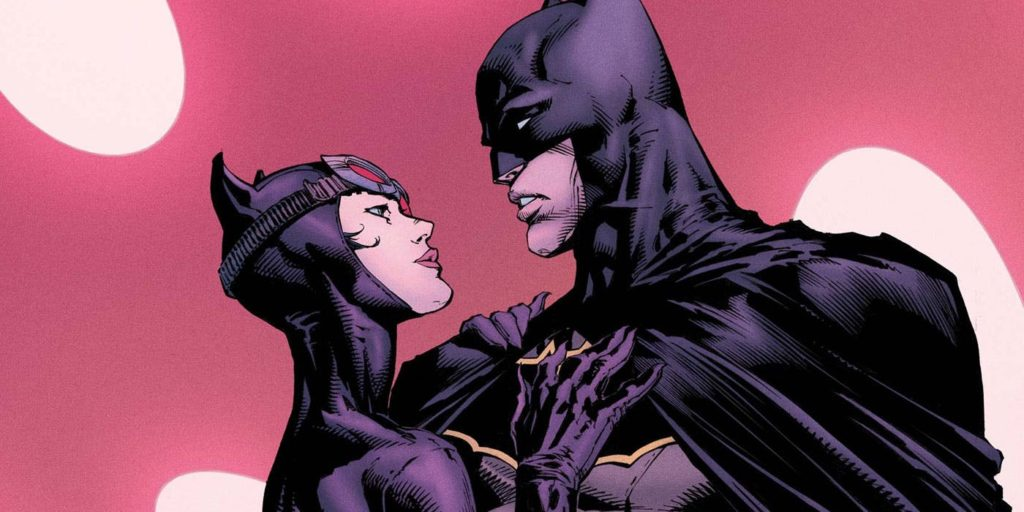 Batman and Catwomans romance in DC Rebirth comics