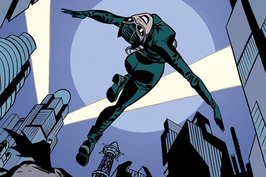 Noir Catwoman comics