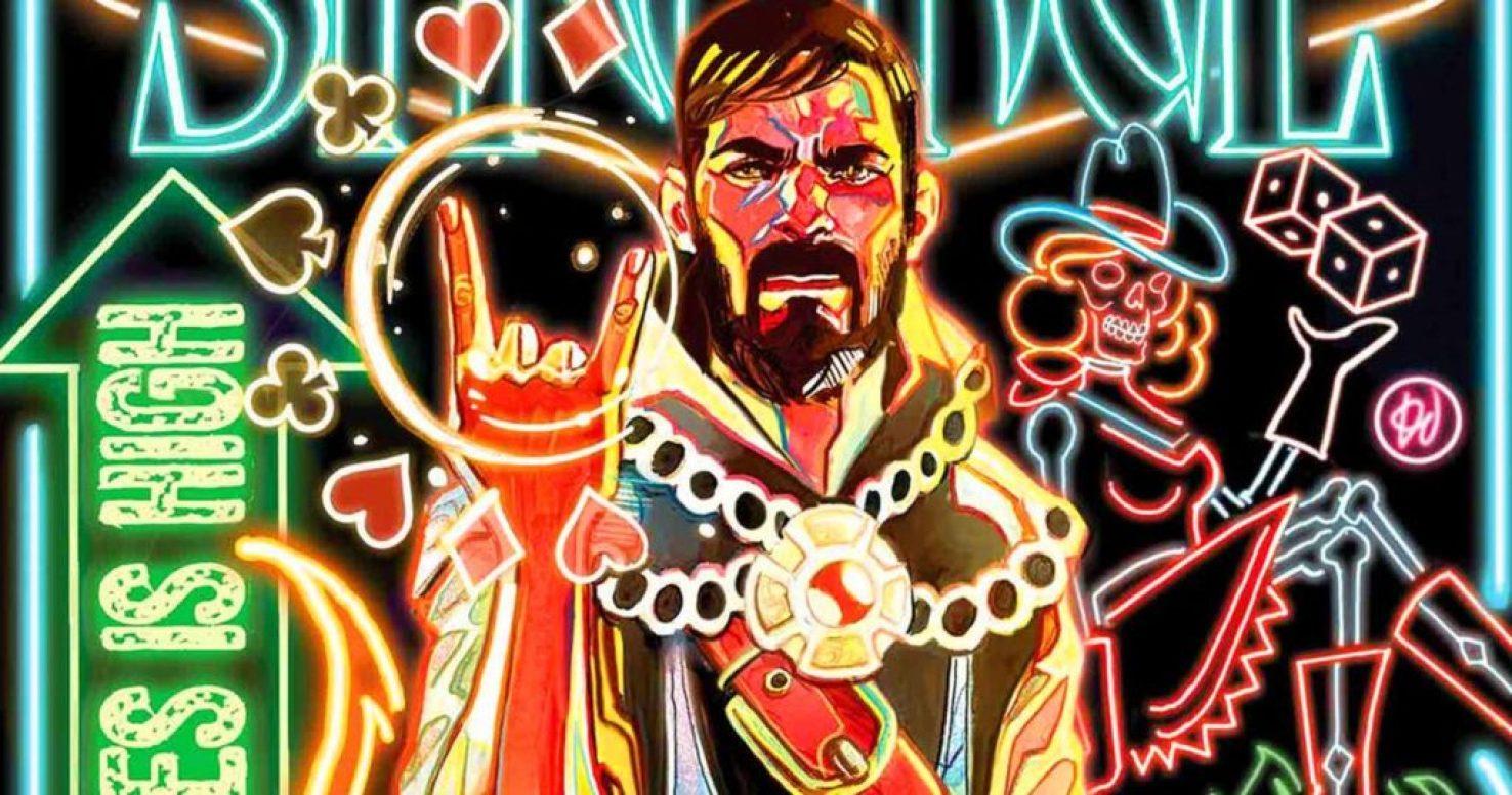 Doctor Strange in Marvel Damnation