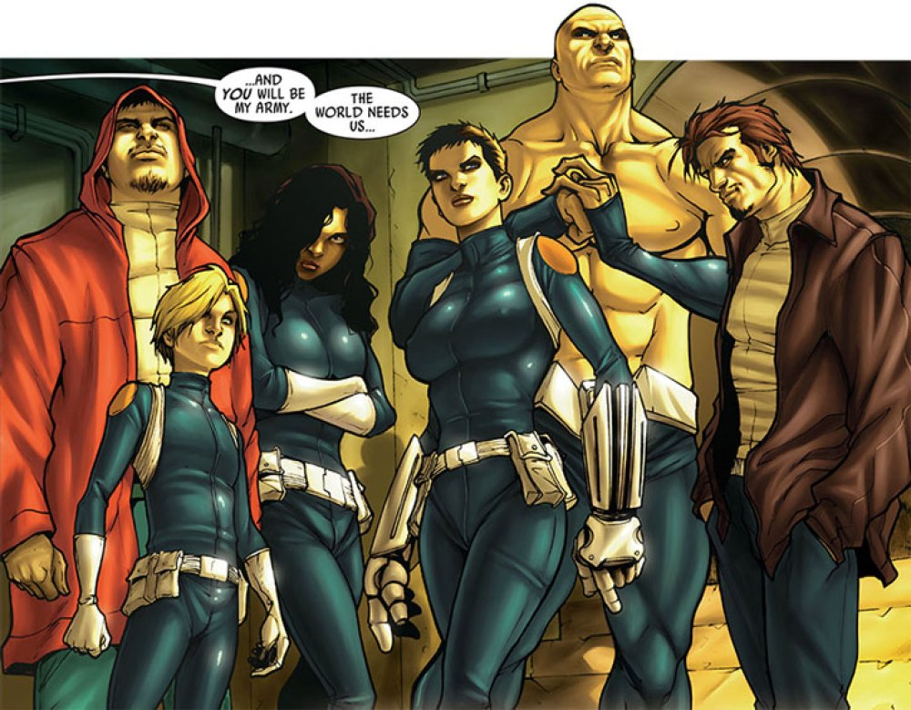Marvel's Secret Warriors
