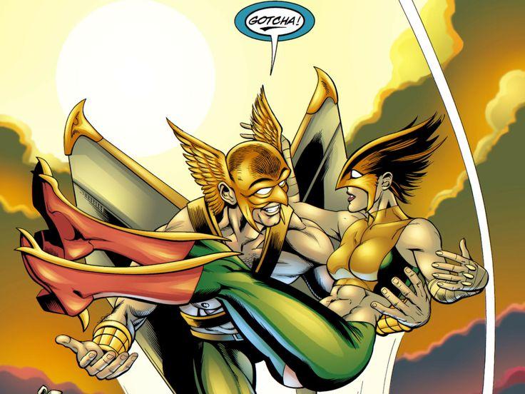 Hawkgirl comics