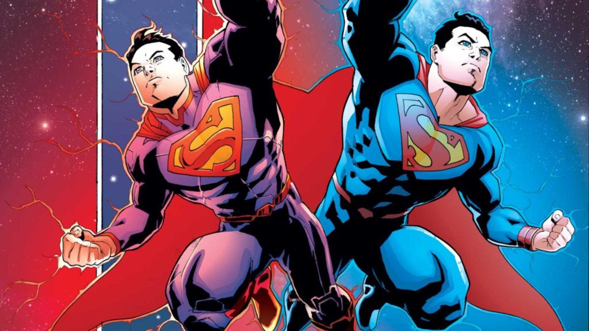 Superman Reborn crossover event