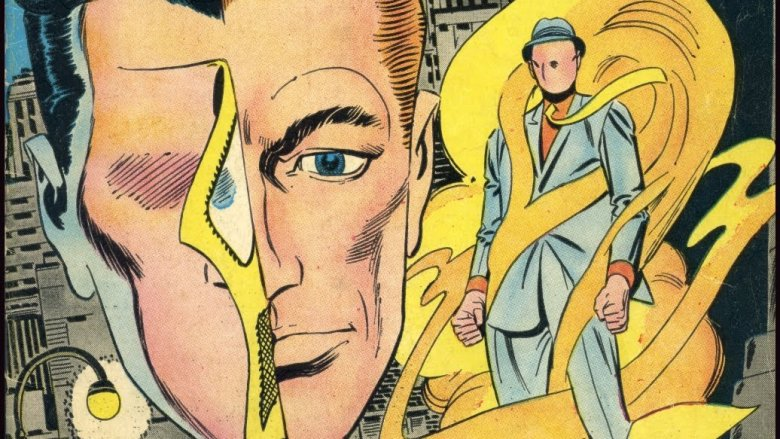 Steve Ditko created DC Comics The Question