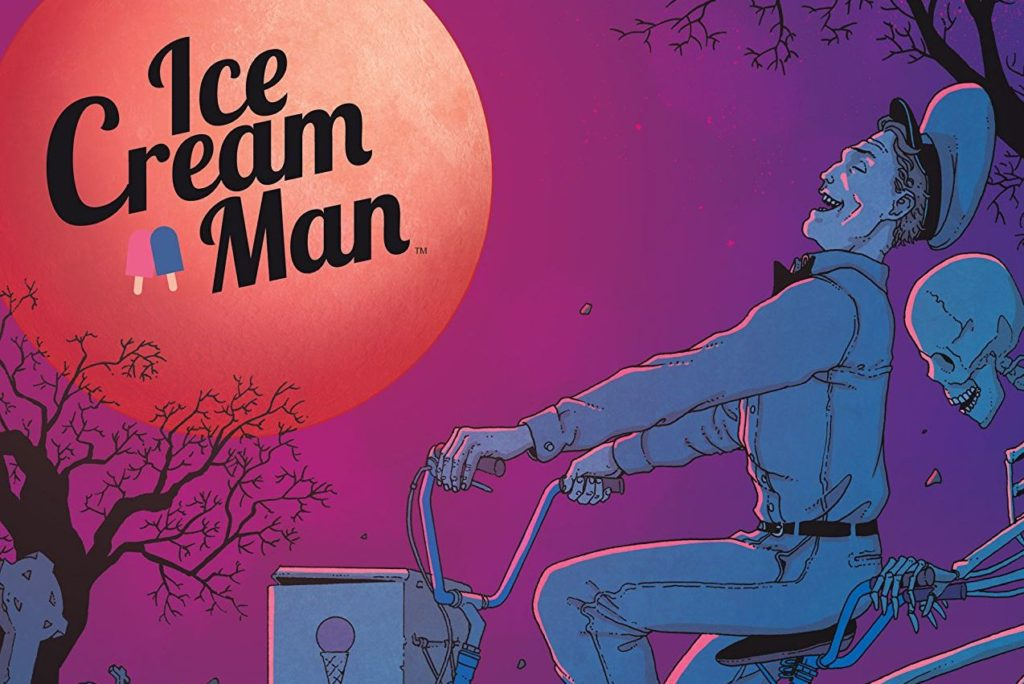 Image Comics new Ice Cream Man comics
