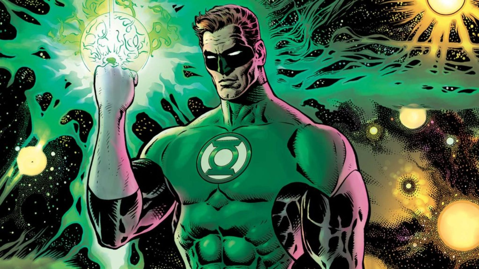 DC Comics new The Green Lantern #1 by Grant Morrison and Liam Sharp
