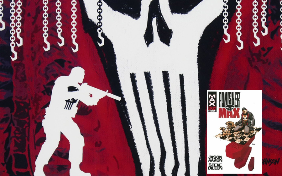 Punisher Max vs. the Kingpin
