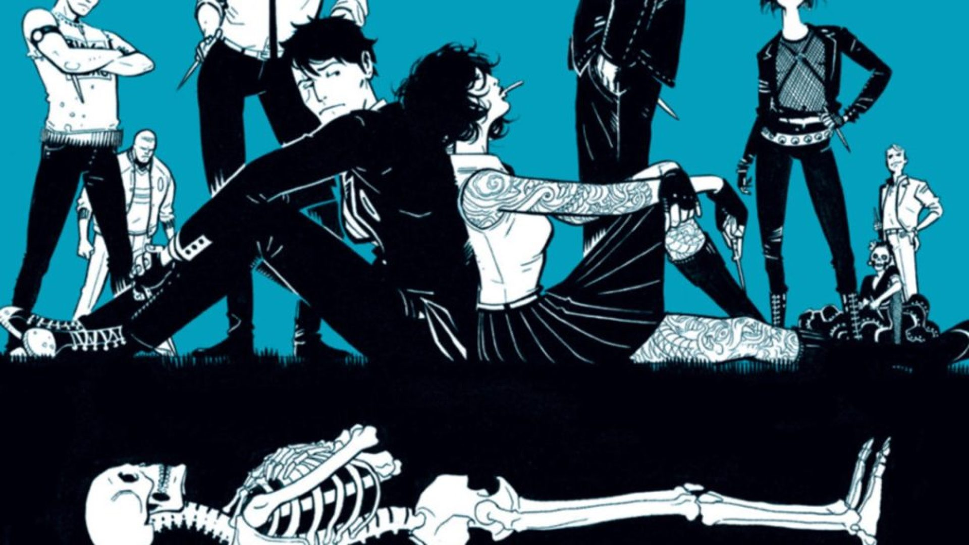 Deadly Class by Rick Remender and Wes Craig