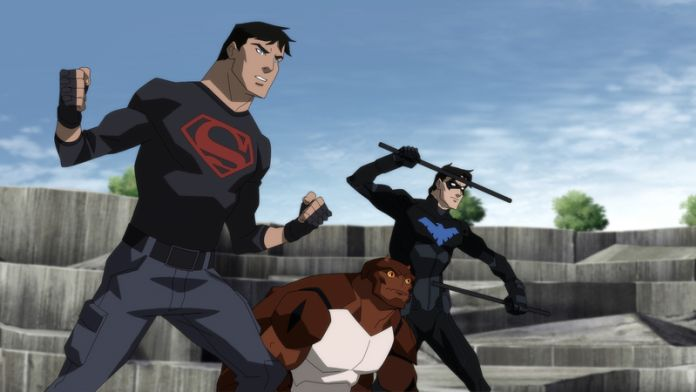Season Three of Young Justice on DC Universe