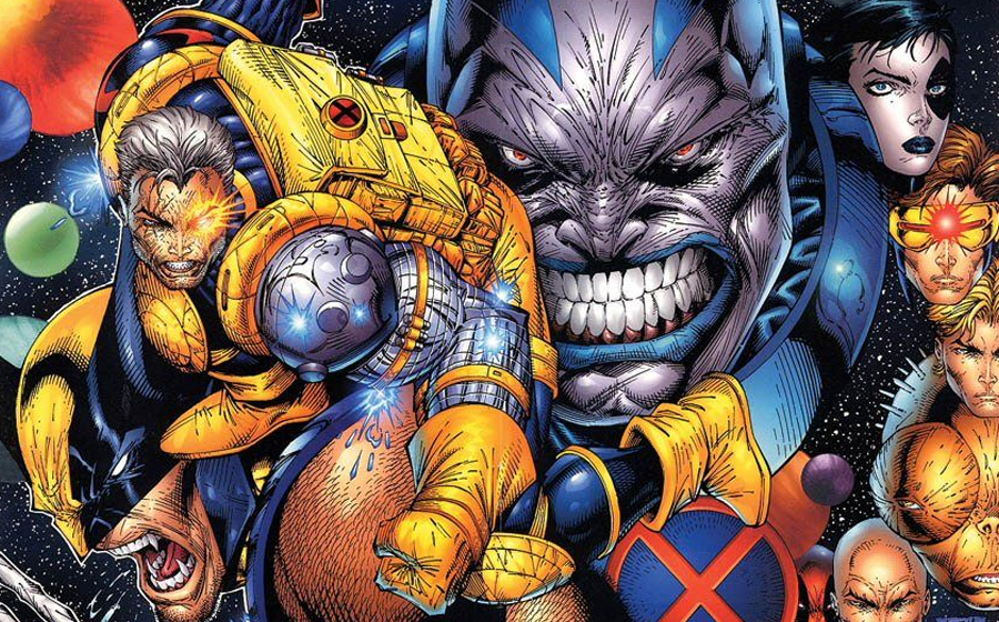Cable timelines in X-Men!