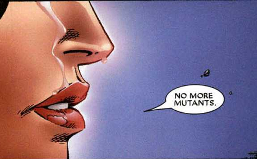 Scarlet Witch in House of M