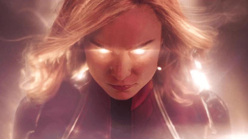 Carol Danvers gets powers in Captain Marvel