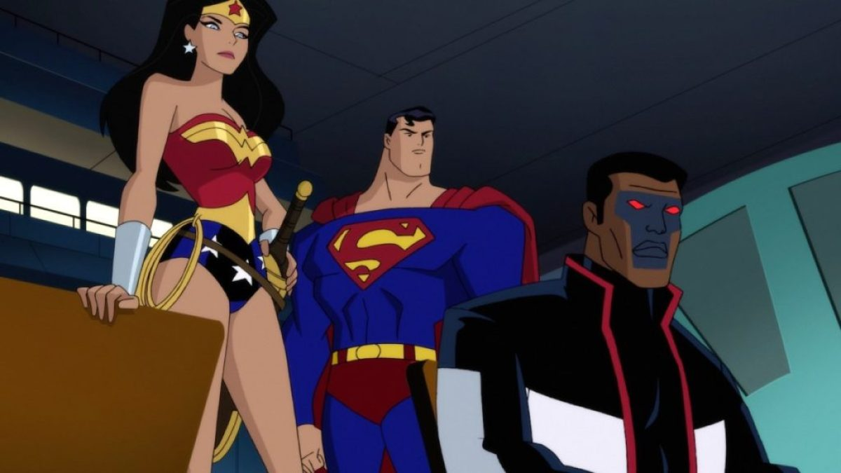 DC Animated movie Justice League vs. the Fatal Five