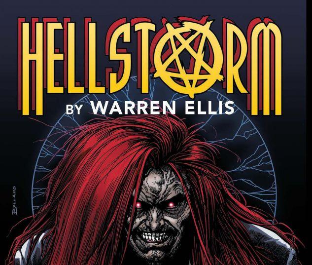 Warren Ellis writes the Son of Satan for Marvel Comics
